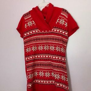 Other - Sweater dress Christmas